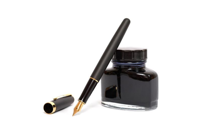 The Best Fountain Pen Ink
